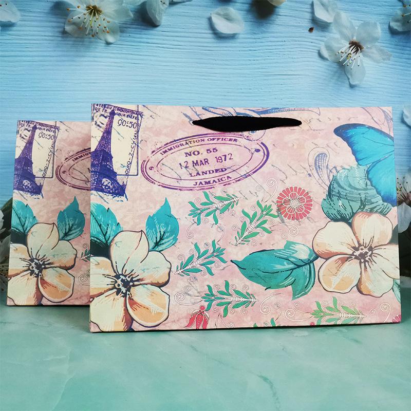 手提纸袋制作