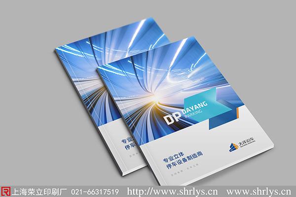 宣传画册设计印刷厂家-上海荣立策划设计